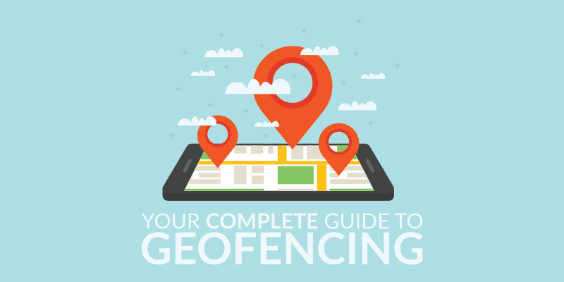 how geofencing works for android
