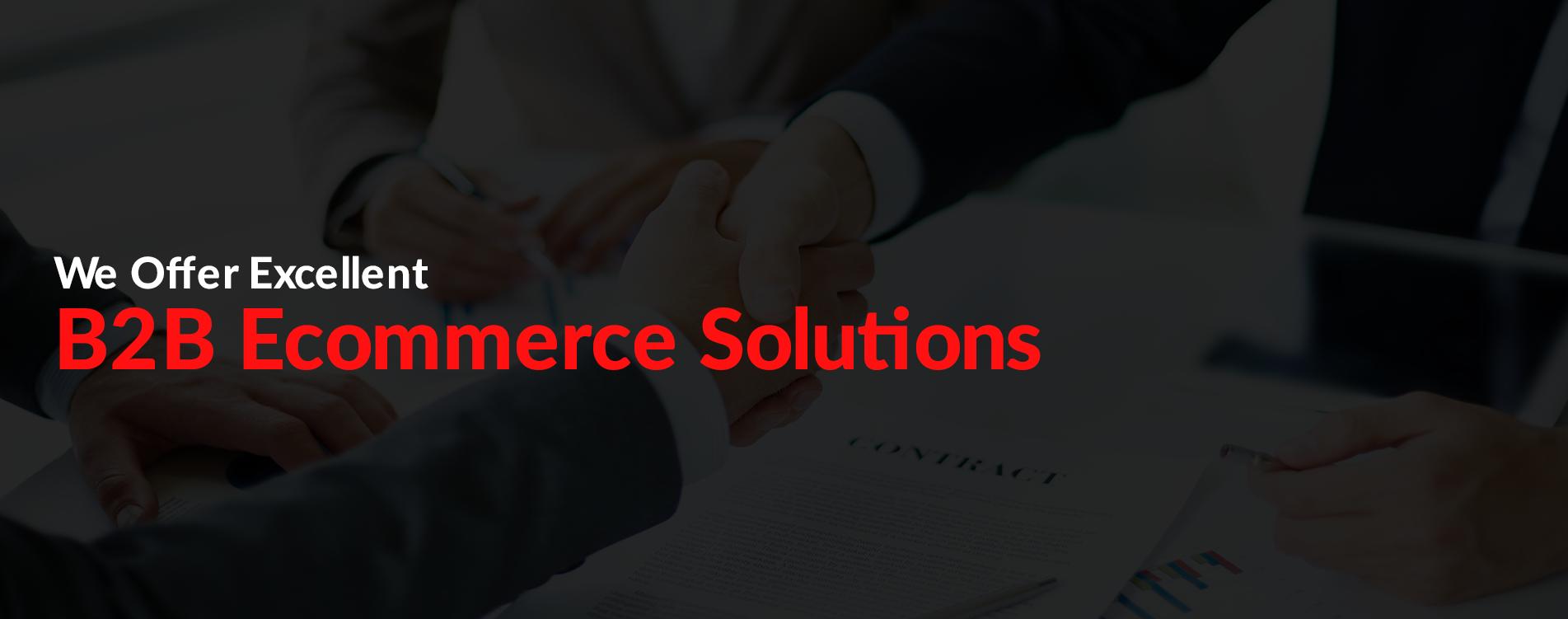 B2B Ecommerce Solution